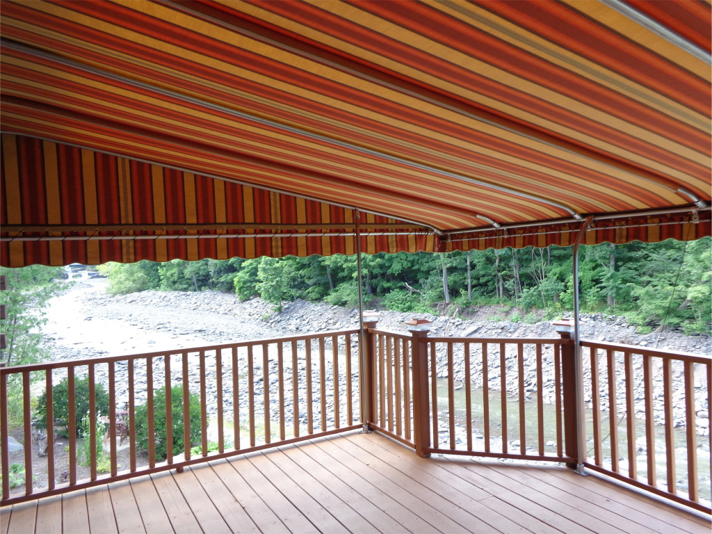 Fixed Awnings For Decks Residential Patio Frame