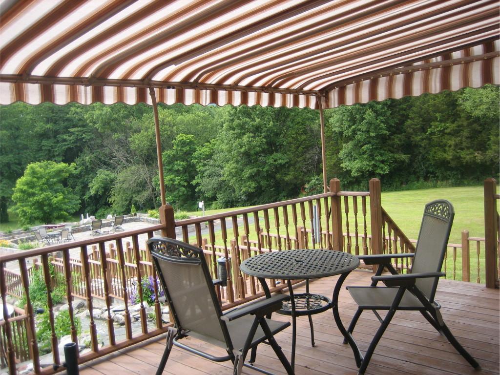 Residential Patio (Fixed Frame) Awnings | Awnings Direct