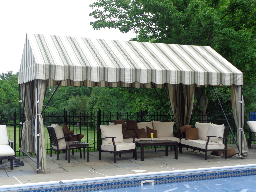 Residential Free-Standing Awnings | Awnings Direct