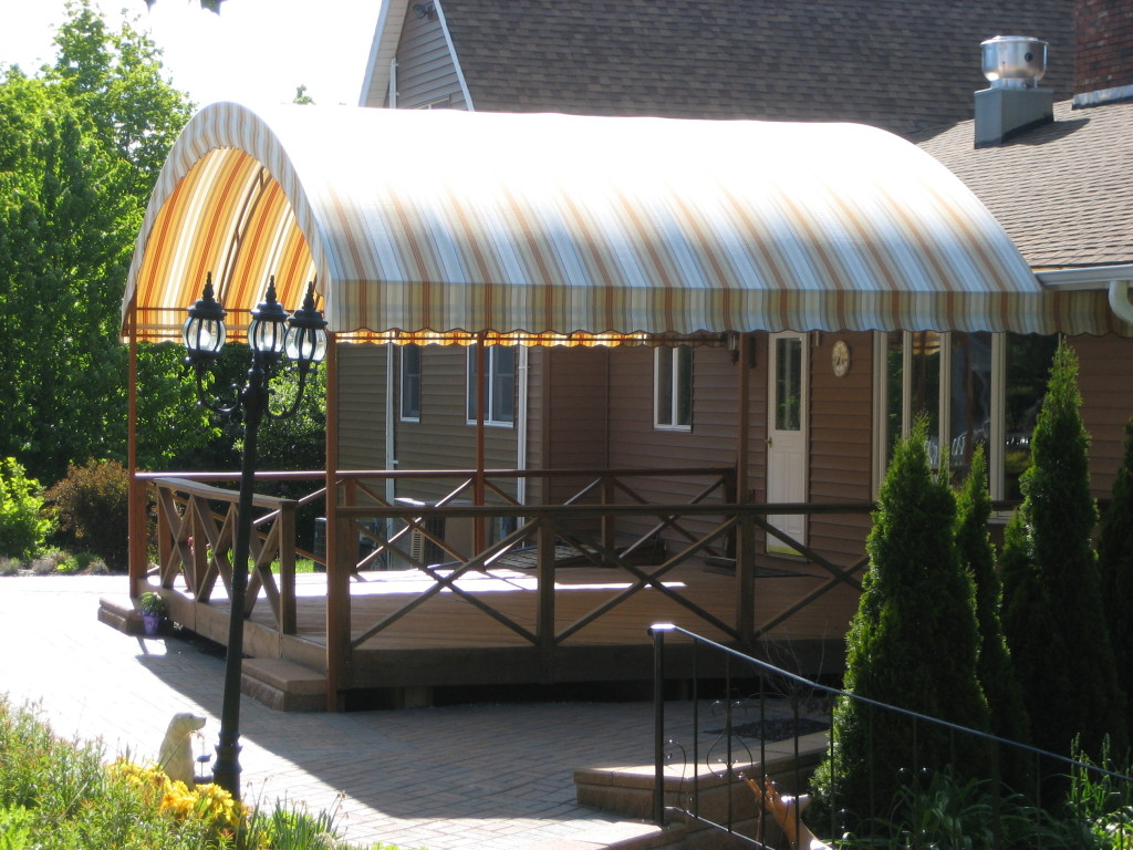 Residential Patio (Fixed Frame) Awnings